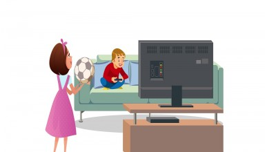 Sedentary Lifestyle and Its Impact on Kids