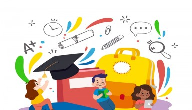 Why is it important to teach career exploration to children at the school level?