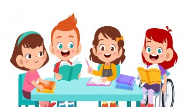 Why is it important to hone the group discussion skills of children?