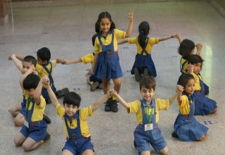 Best play school in Delhi