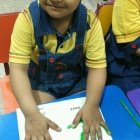 Welcome Craft Activity Class KG (3)