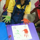 Welcome Craft Activity Class KG (4)