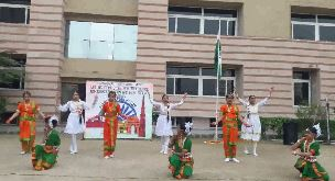 Vaishali-Dance Republic Day 2017