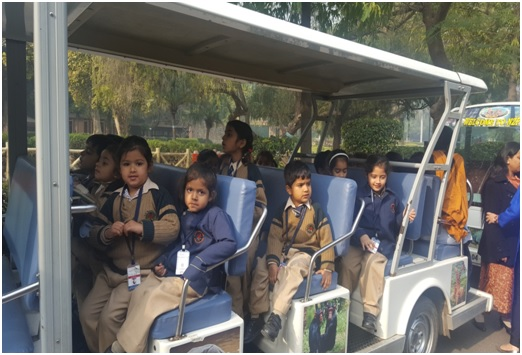 Pre School Visit to National Zoological Park