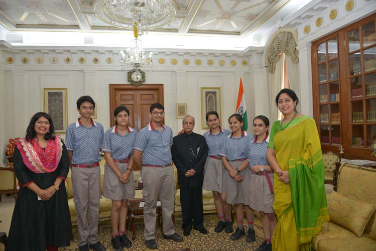 Meet the Honourable President of India (5)