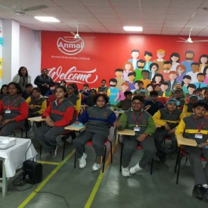 Visit to a Biscuit Factory (1)