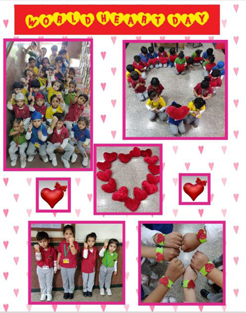 world heart day3