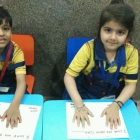 Welcome Craft Activity Class KG (5)